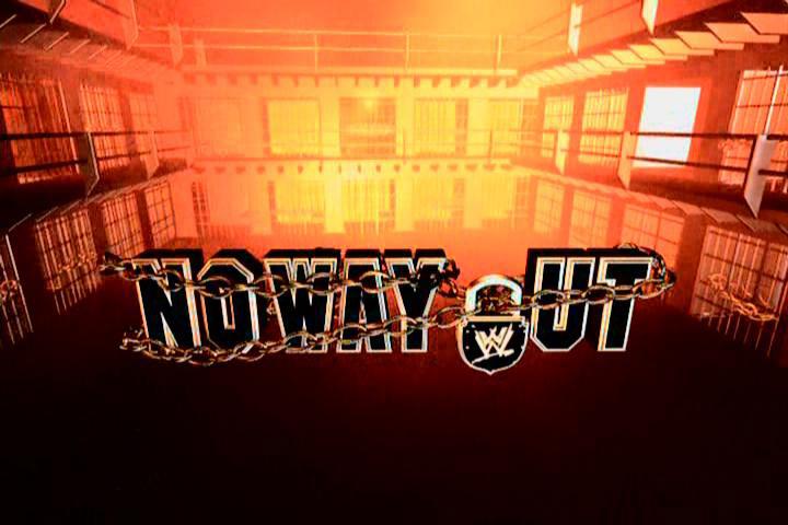 Wwe No Way Out Logopedia Fandom Powered By Wikia