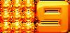 Nine (2015, orange)
