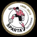 Sparta Rotterdam logo (125th anniversary)
