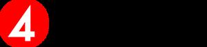 TV4 Nyheterna Logo 1996