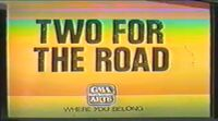 Two For the Road titlecard 1984