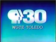 WGTE-TV 30 PBS 1986