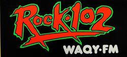 102.1 Rock 102 WAQY