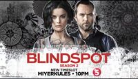 Blindspot 2 TV5 Test Card