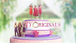 D' Originals (1) titlecard