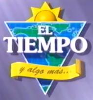El tiempo Mega 1995