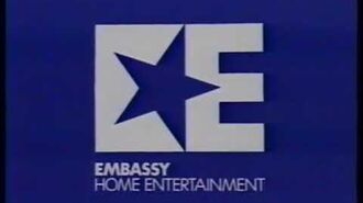 Embassy Home Entertainment - New World Pictures (1981 1983)