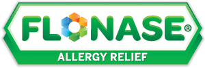Flonase retina logo
