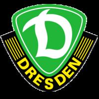 Historical Logo 1. FC Dynamo Dresden (1990-2002)