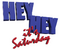 New Hey Hey It's Saturday Logo
