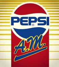 Pepsi A.M. Logo