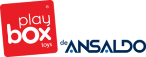 Playbox Toys de Ansaldo (Vertical color)