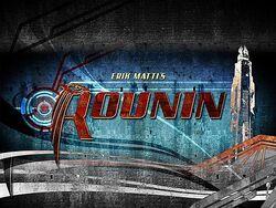 Rounin (2007) titlecard