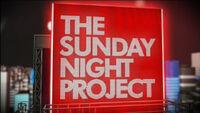 Sunday Night Project titles