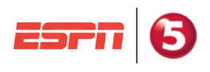 TV5 2 3D Logo ESPN5