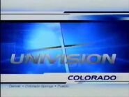 Univision Colorado 5pm Package 2002