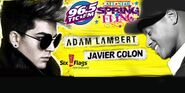 WTIC-FM's 96.5's All-Star Spring Fling Concert Promo For May 26, 2012