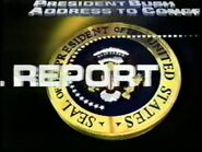 ABC News Special Report- President Bush Address to Congress (C)