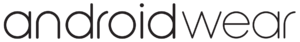 Android Wear Logo New