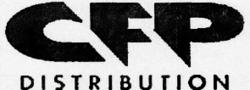 CFP Distribution 1993 Print logo