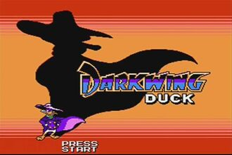 Darkwing Duck for NES