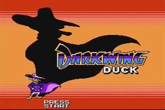 Darkwing Duck for NES
