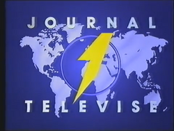 Journal Télévisé - RTBF 1990 (13H)