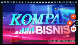 Kompas Bisnis 2015