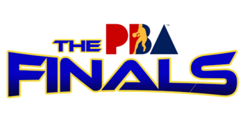 PBA Finals logo official