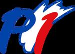 Radio-1 1995 logo