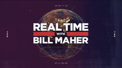 Real Time with Bill Maher open 2017