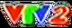 VTV2 (199x - 2009) logo