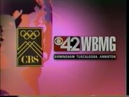 WBMG 42 CBS Olympic Games 1998 ID