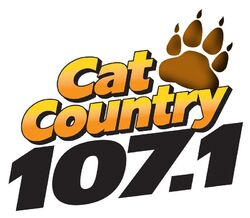 WCKT Cat Country 107.1