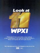 WPXI 1981 Look at 11