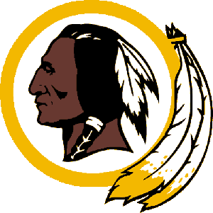 Washington Redskins 1000 reverse