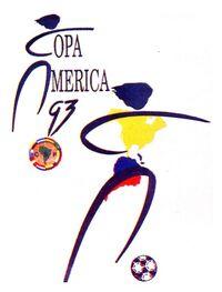 1993 Copa América logo