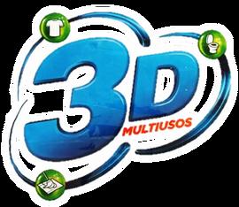 3Dmultiusos