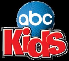 ABC Kids Logo (2002-2011) (3D)