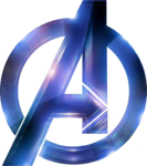 Avengers Infinity War - Avengers Logo From IMAX Poster