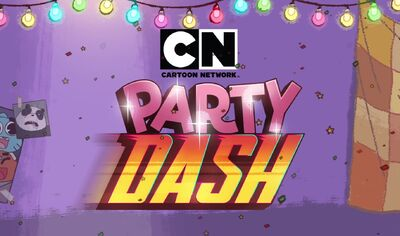 CartoonNetworkPartyDashGame
