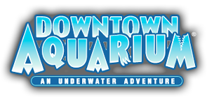 Downtown aquarium logo