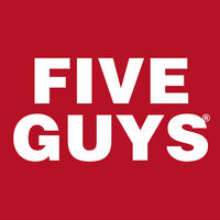 Five guys, stacked