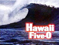 Hawaii Five-O Title Screen