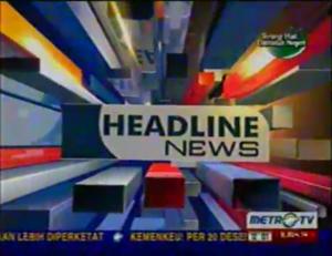 Headline news februari 2012