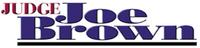 Judge Joe Brown old logo