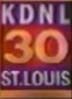 KDNL logo - 1995