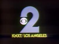 KNXT ID Slide 1973