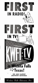 KWFT-TV 1953