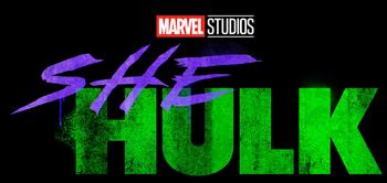 Marvel's She-Hulk Logo